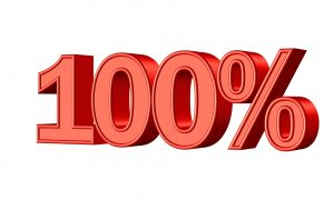 Medicare Supplement Plan F offers 100% coverage.