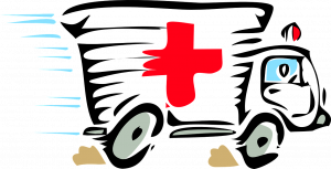 Medicare Part B covers ambulance services.